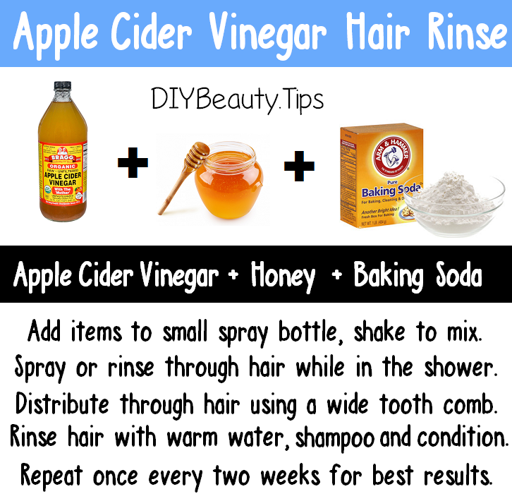 Acv Treatment For Natural Hair