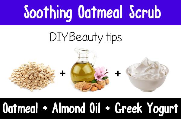 Soothing Oatmeal Scrub