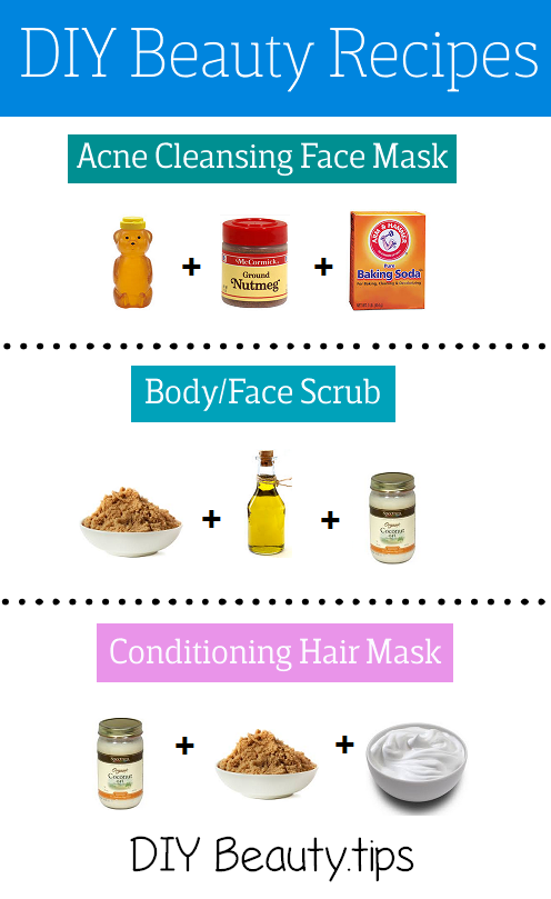 DIY Beauty Recipes