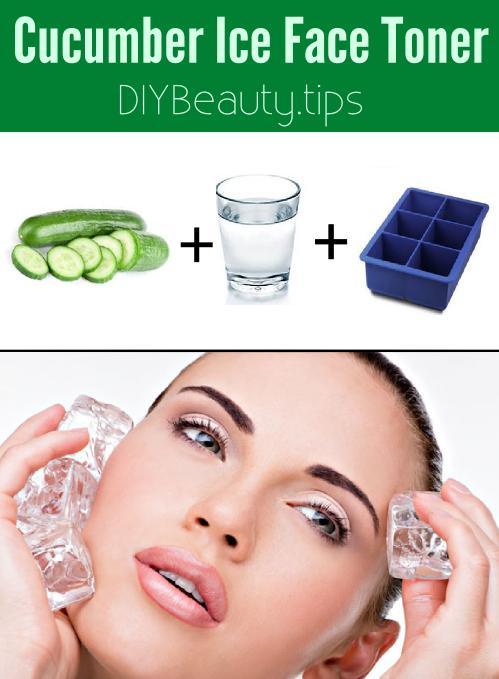 Cucumber Ice Face Toner