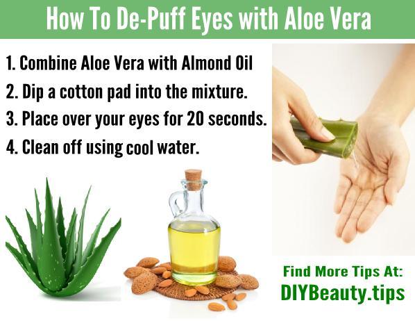 how-to-depuff-eyes-using-aloe-vera