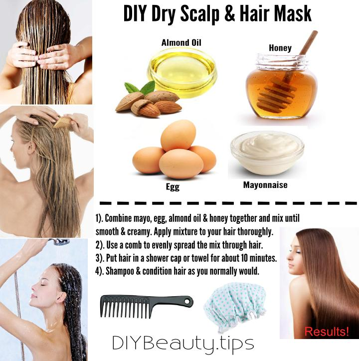 diy-dry-scalp-hair-mask